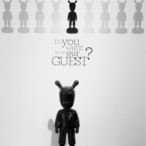 Jaime Hayon's The Guest at Maison & Objet