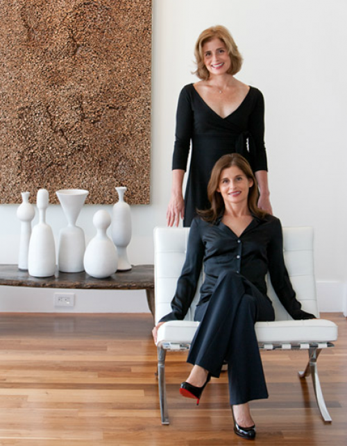 Friday Five with Julie and Leslie Dowling