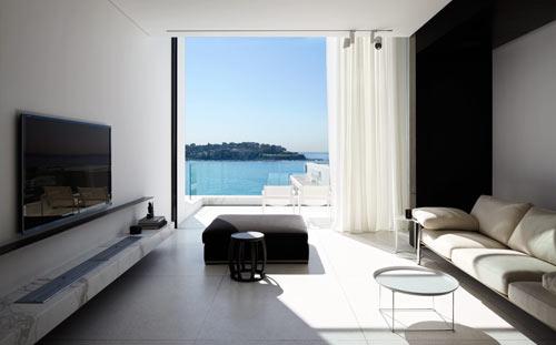 Bondi House by Katon Redgen Mathieson