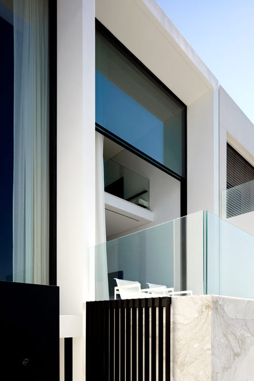 Bondi House by Katon Redgen Mathieson