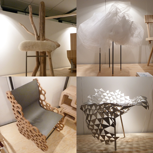 Lund School of Architecture at Stockholm Furniture Fair