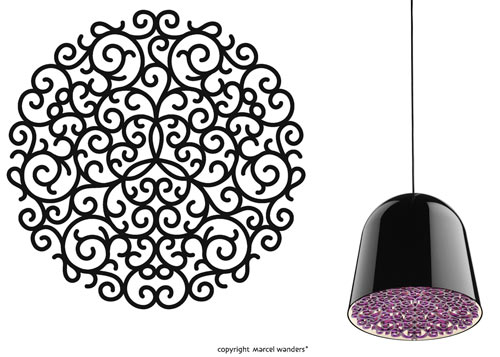 YLighting Marcel Wanders Pattern Play Design Contest Winners in main home furnishings  Category