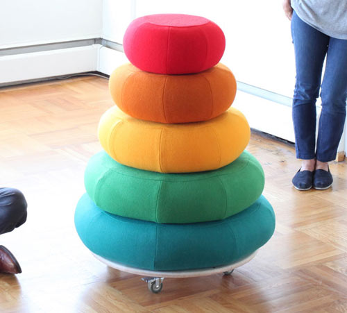 Mound of Rounds by Cumulus Project