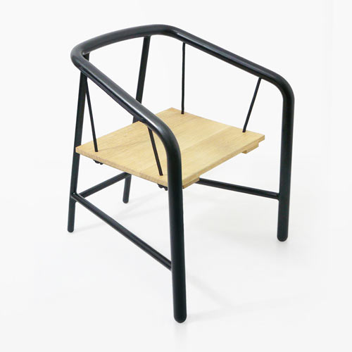 PortiqueArmchair by Florent Coirier
