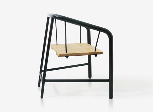 PortiqueArmchair by Florent Coirier in main home furnishings  Category