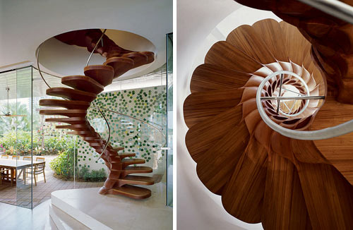 20+ Beautiful Modern Staircases - Design Milk