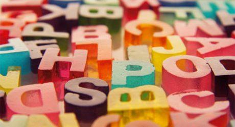 Sweet Letters by Aranxa Esteve and Lucía Rallo