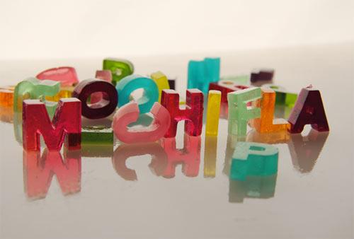 Sweet Letters by Aranxa Esteve and Lucía Rallo in style fashion main art  Category