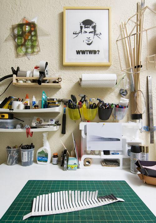 Brad Ascalon for Design Milk2/15/12PHOTO CREDIT:  Kate Glicksberg