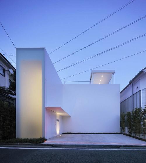 Cube Court House by Shinichi Ogawa and Associates