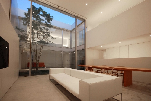 Cube Court House by Shinichi Ogawa and Associates in main architecture  Category