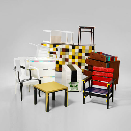 ad.retur at the Stockholm Furniture Fair