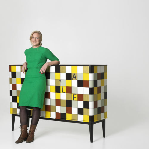 Alcro at Stockholm Furniture Fair