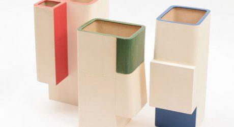 Forms by Eric Jourdan at Galerie Gosserez