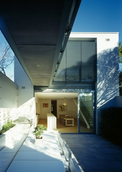 Fink House by Ian Moore Architects
