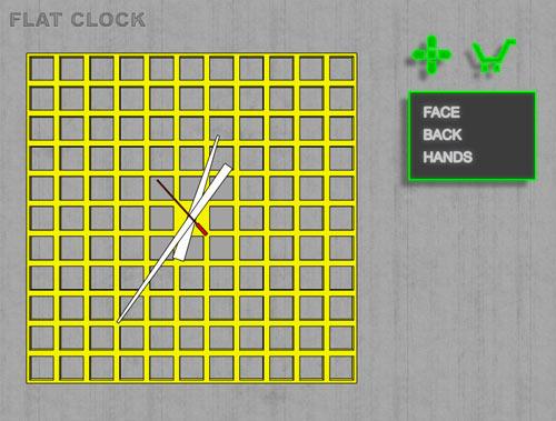 flat-clock-3