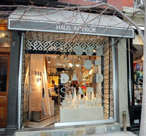 A Visit To David Starks Wood Shop At Haus Interior