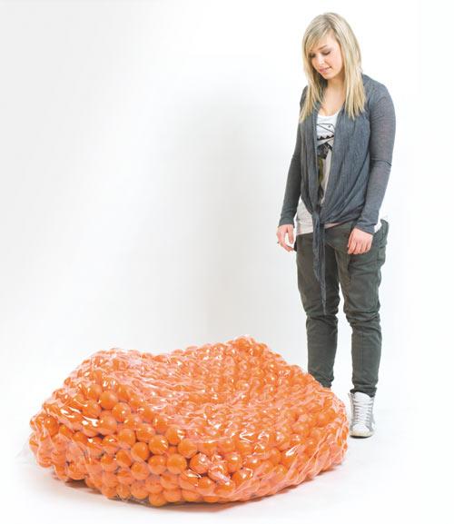 Inspiration chair by lapo germasi design milk - Decorer son appartement pas cher ...