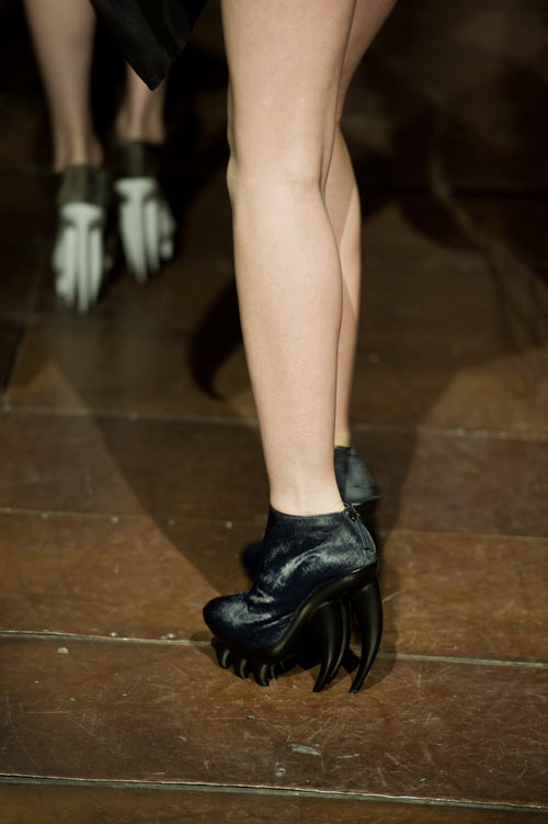 Iris van Herpen x United Nude Fang Shoes in style fashion main  Category