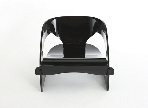Kartell 4801 Chair, Reissued in home furnishings  Category