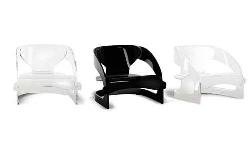 kartell 4801 chair reissued design milk. Black Bedroom Furniture Sets. Home Design Ideas