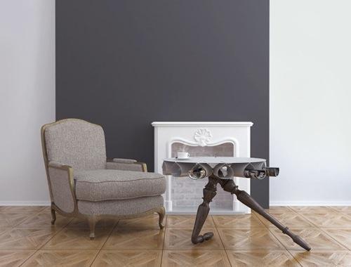 Giselle Lounge Table by Anna Neklesa