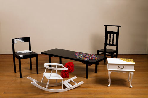 The Ordinary Family by Ka Lai Chan in home furnishings  Category