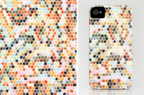 Fresh From The Dairy: Abstract Patterns in technology style fashion main art  Category