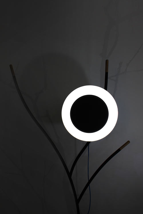 Scene #01 Lamp by Monocomplex