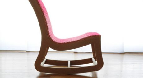 Vaiven Chair by Quille Cameron Mac Lean
