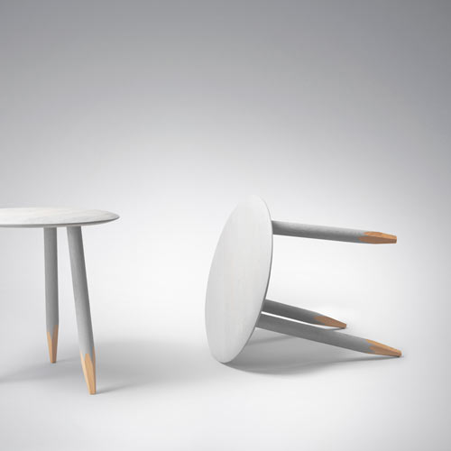 Hoof Tables by Samuel Wilkinson in main home furnishings  Category