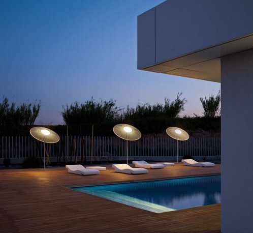 Get Out! Wind by Vibia