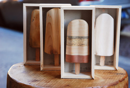 Wooden Popsicles in main art  Category