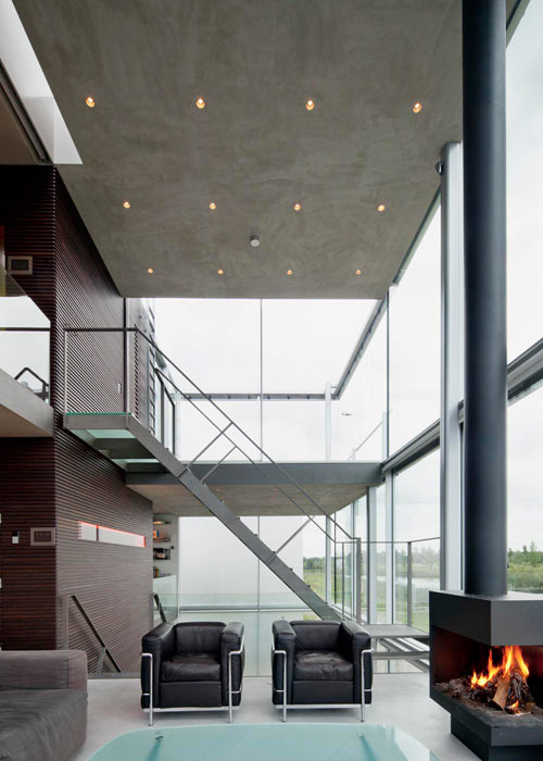 Rieteiland House by Hans van Heeswijk in main architecture  Category