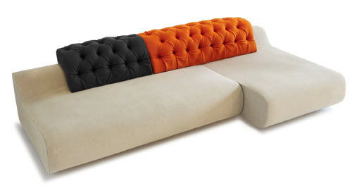 Baco Sofa by Sara Ferrari for Deco