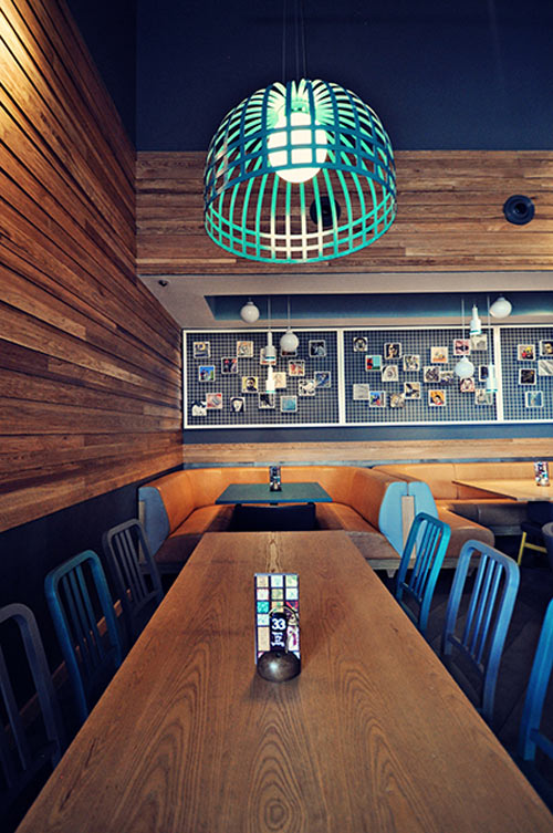 Nandos in Ashford by Blacksheep in interior design  Category