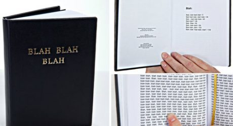 Blah Blah Blah Book by Gogelmogel