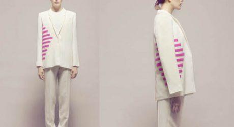 Visual Illusion Through Textile by Emily Seul Ki Uhm