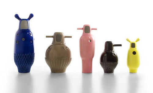 Showtime Vases by Jaime Hayon in main home furnishings  Category