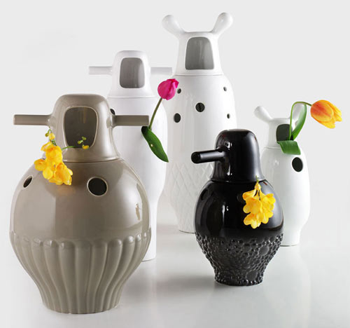 Showtime Vases by Jaime Hayon in home furnishings  Category