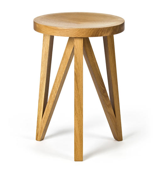 JL 1 and JL 4 Faber Stools by Loehr