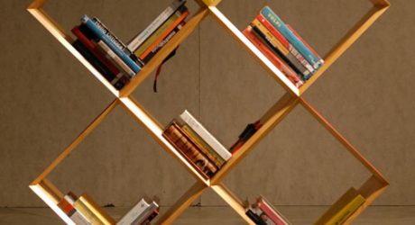 Jacob Bookcase by Clark Art Center