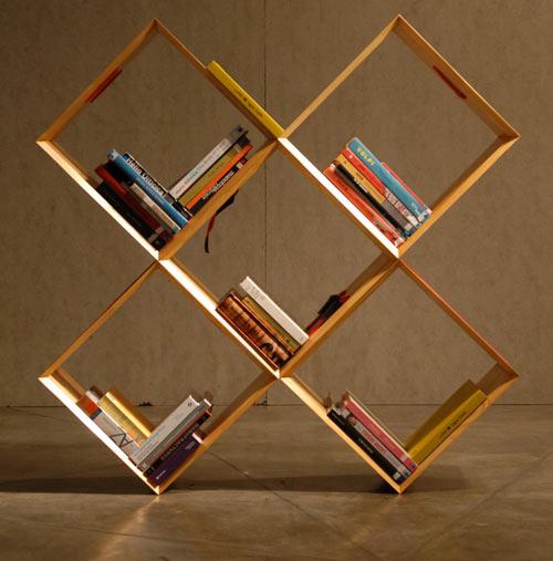 Jacob Bookcase by Clark Art Center