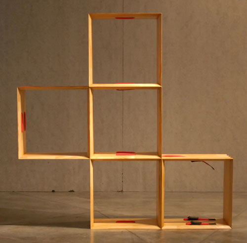 Jacob Bookcase by Clark Art Center in home furnishings  Category