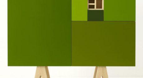 No. 216 Sideboard by Jesper Ståhl for Voice