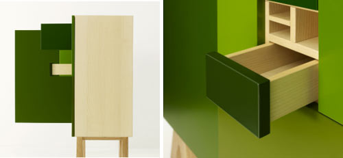 No. 216 Sideboard by Jesper Ståhl for Voice in home furnishings  Category