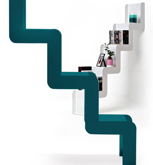 Juliette Wall Shelf Jean Marc Gady in home furnishings  Category