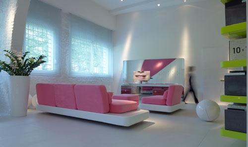 Micheli Residence by Simone Micheli in main interior design architecture  Category