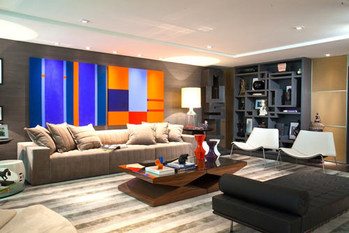 Music Room by CASAdesign Interiores in main interior design  Category