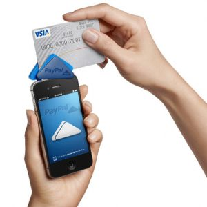PayPal Here: Mobile Credit Card Reader